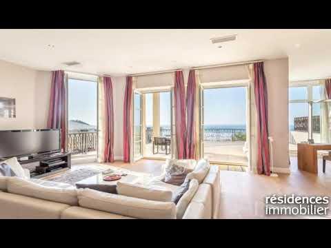 BIARRITZ - APPARTEMENT A VENDRE - 2 800 000 € - 295 m² - 6 pièces