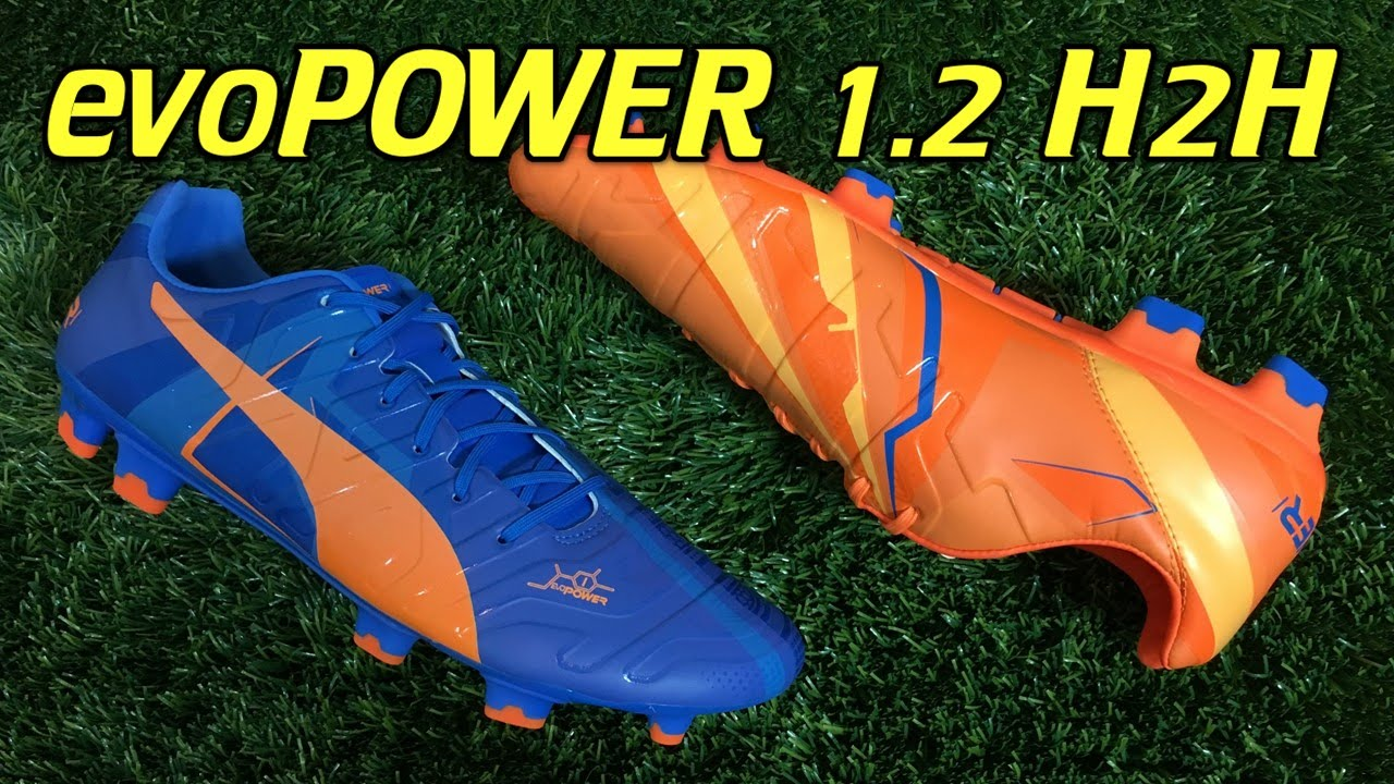 1197269ca2cf Puma evoPOWER 1.2 H2H (Head to Head) - Review + On Feet - YouTube
