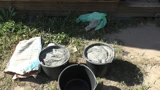 Сколько ведер цемента в одном мешке 25 кг?(, 2015-08-10T13:59:13.000Z)