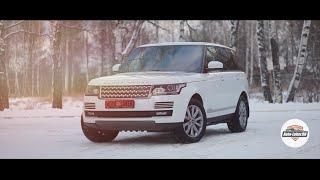 Перетяжка салона кожей. Range Rover Autobiography.(Мы произвели перетяжку салона Range Rover в стиль комплектации Autobiography (Автобиогшрафия) с использованием рыжей..., 2015-12-30T13:03:06.000Z)