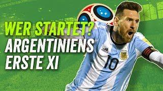 Messi aber kein Dybala und Higuain! Argentiniens beste Aufstellung für die WM 2018 - Wer startet?