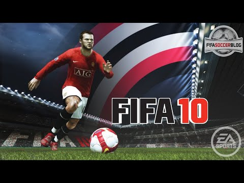 FIFA 10 Android 500 Offline Best Graphics