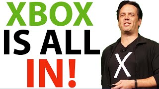 """Xbox Is """"ALL IN"""" With Gaming 