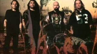 Slayer- Americon Lyric Video