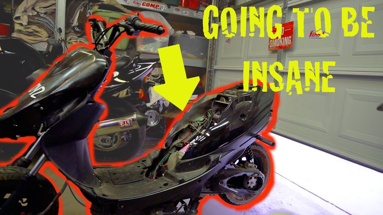 100    50cc 150cc moped gy6 wire