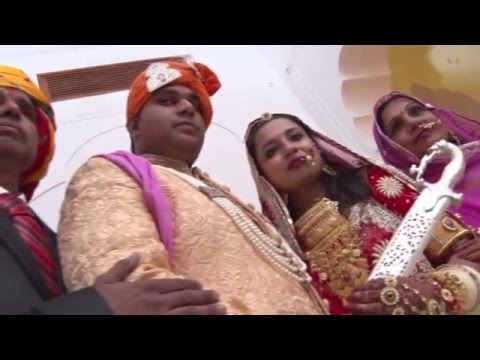 Official Royal Rajputana Wedding Rohit Dr Kriti At Samode