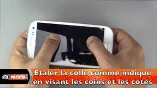 Colle à UV remplacement vitre cassée Galaxy S3 S4 S5 Note 2 Note 3 et Mini - Lyon