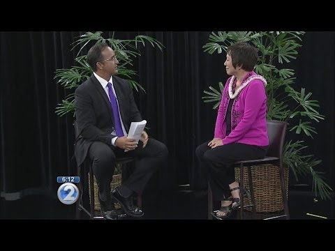 Rep. Colleen Hanabusa on Wake Up 2Day (Part 2)