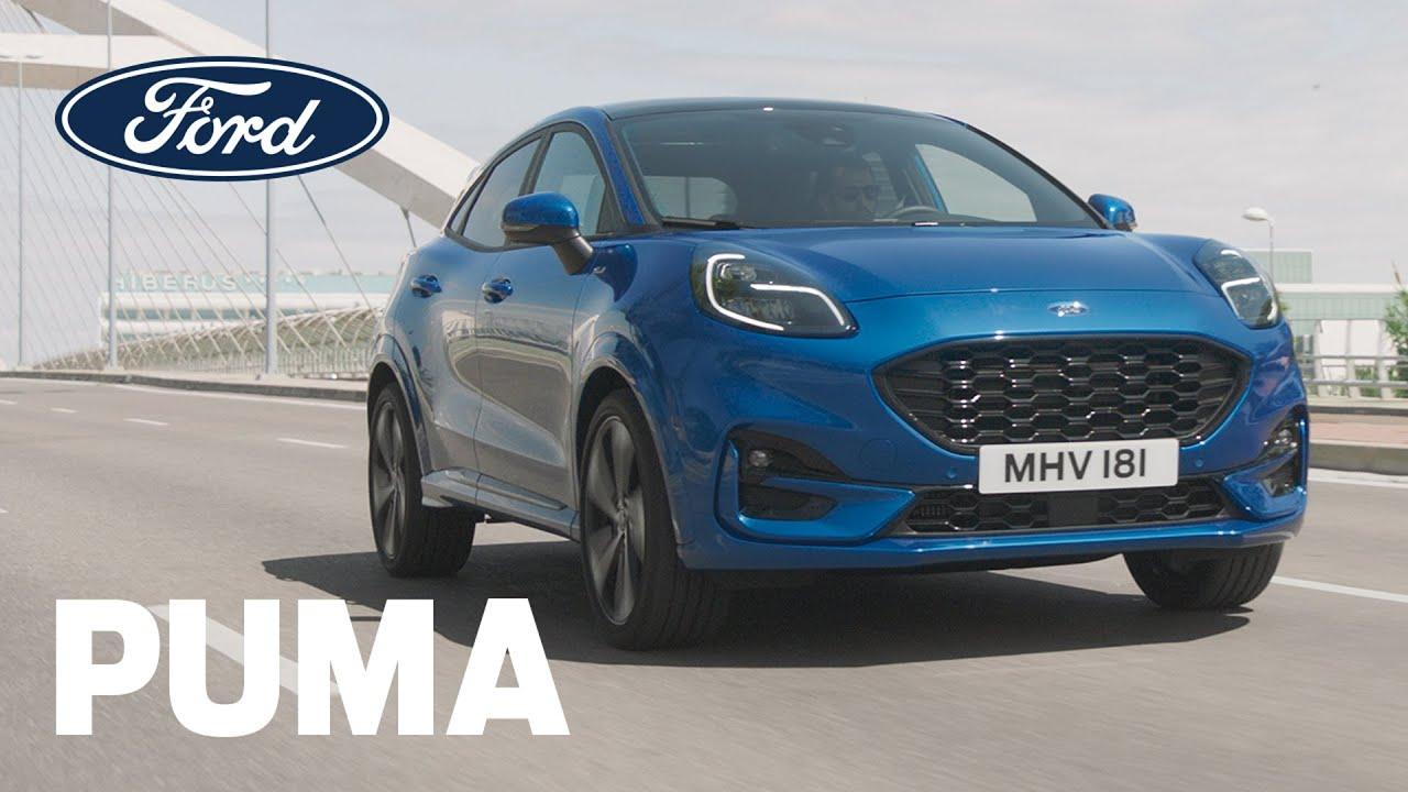 Nuova Ford Puma | Ford Italia