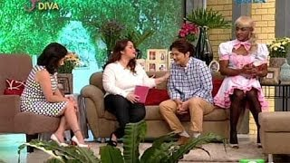 Sarap Diva: Janno Gibbs and Manilyn Reynes past love confession