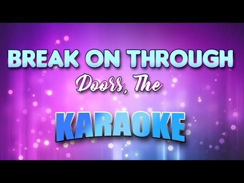Doors, The - Break On Through (Karaoke & Lyrics)