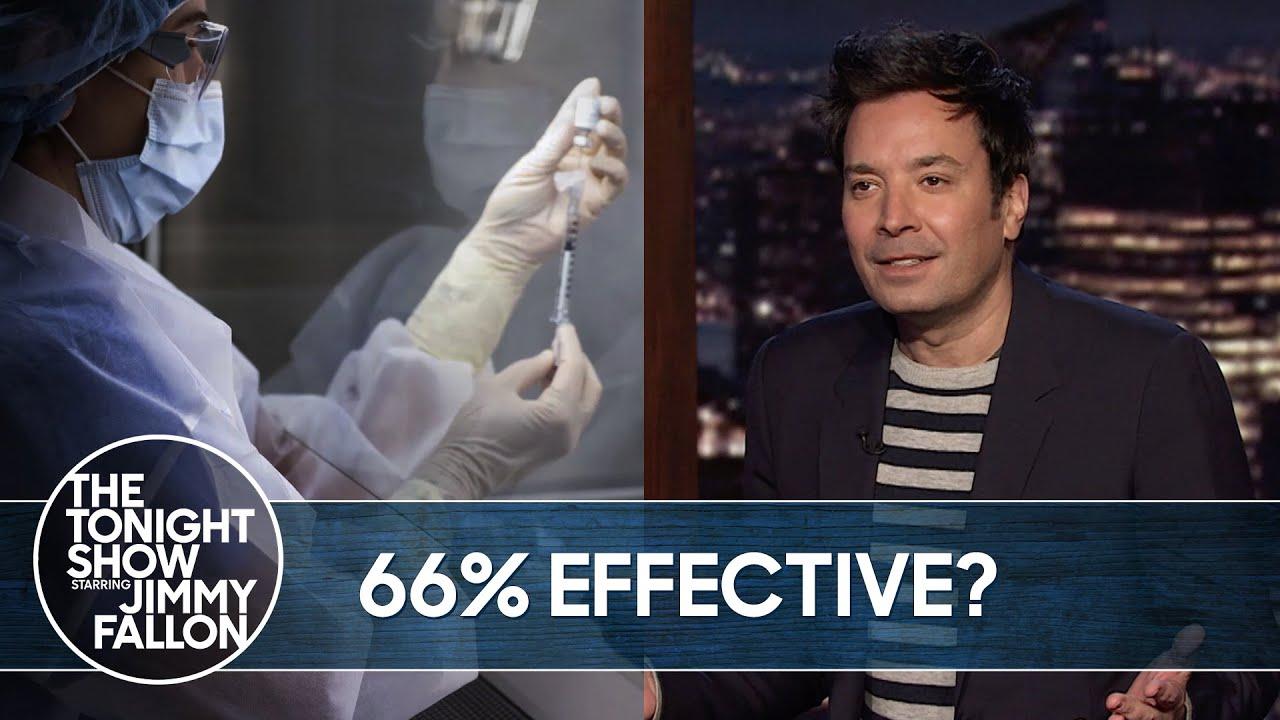 Johnson & Johnson�s New COVID-19 Vaccine   The Tonight Show