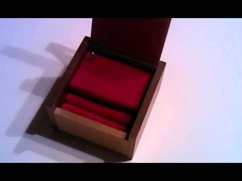 Music Jewelry Box Amazing Grace by Reuge