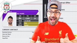 HOLY SH*T $450,000,000 SPENT! - LIVERPOOL FIFA 17 Career Mode #06