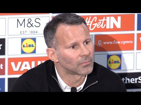 Wales Manager Ryan Giggs Full Press Conference - Aaron Ramsey Out Of Squad For The China Cup