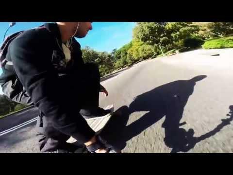 Longboard: Moncloa - Puente de los Franceses