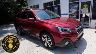 2018 Subaru Outback Limited Review & For Sale @ Low Country Preowned | Mt. Pleasant, SC