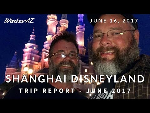 Shanghai Disneyland Trip Report (June 2017)