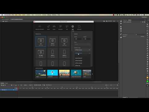 Adobe Animate CC 2019: What's The Difference Between HTML5 Canvas And ActionScript 3.0?