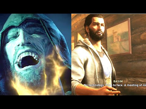 Basim Enters Present Day After Being Trapped Hundreds Of Years Assassins Creed Valhalla Ending