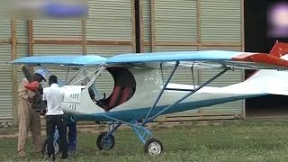 Two Ghanaians Manufacture two-seater Airplane