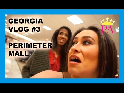 Georgia Vlog Day 3 + Travel hack + shopping trip