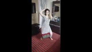 Pathan Girl Home Dance