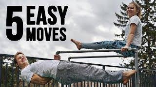 5 leichte Calisthenics Moves die jeder lernen kann