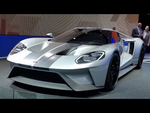 Why the 2017 Ford GT Is A Let Down