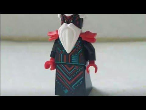 Ниндзяго 12 сезон фигурка злодея или Зеина. #ниндзяго ...