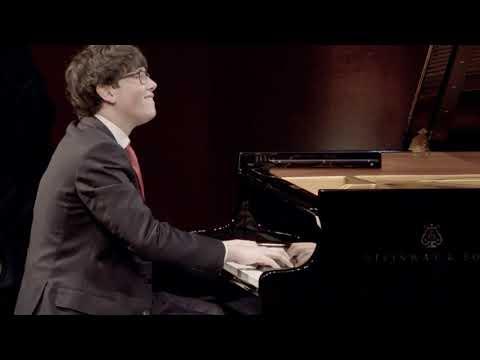 Cliburn 2017 Martin James Bartlett Preliminary Recital