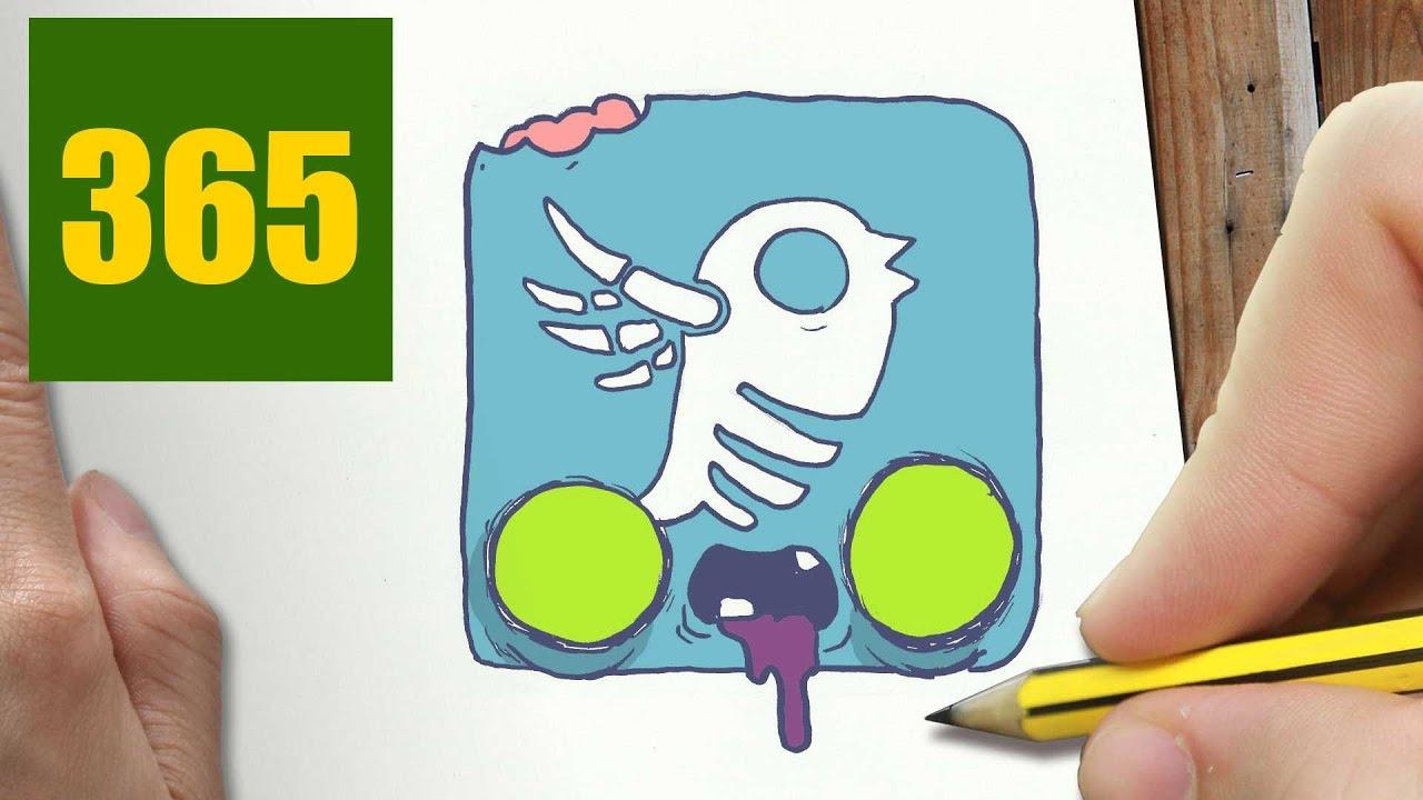 logo twitter kawaii