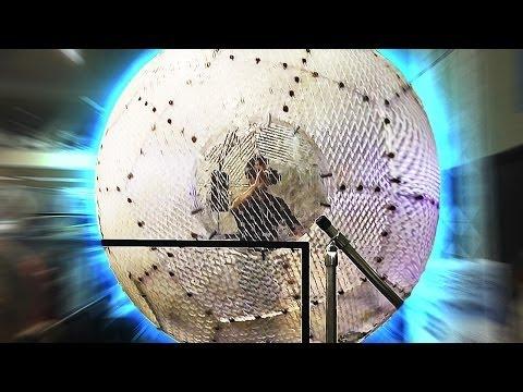 VIRTUAL REALITY HAMSTER BALL | Virtusphere Review