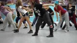U4RIA HIP HOP DANCE Robin Thicke- Sex Therapy Ludacris Remix