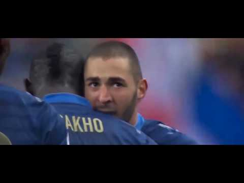 Highlights of France 32 Ukraine Qualifier for World Cup 2014
