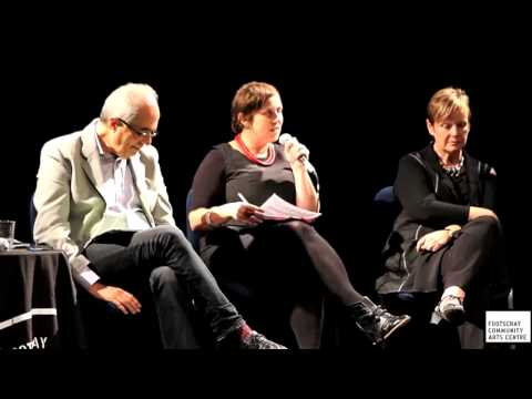 Launch and panel discussion of Platform Papers 34: It's Culture Stupid