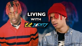 LIVING WITH LIL YACHTY