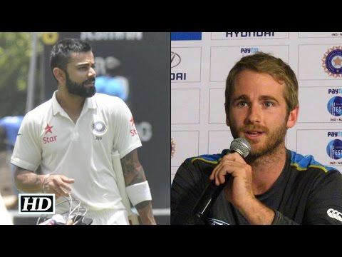 IND Vs NZ: Kane Williamson's AMUSING Comment On Virat Kohli