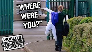 Defying the School Rules | World's Strictest Parents thumbnail
