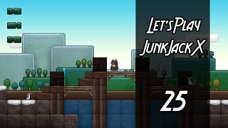 Junk Jack X | Let's Play | Episode: 25 New & Improved Bridge!