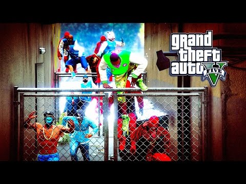 GTA 5 ONLINE -  KSG VS BLOODS AND CRIPS PART 2 (NEW YEARS SPECIAL)
