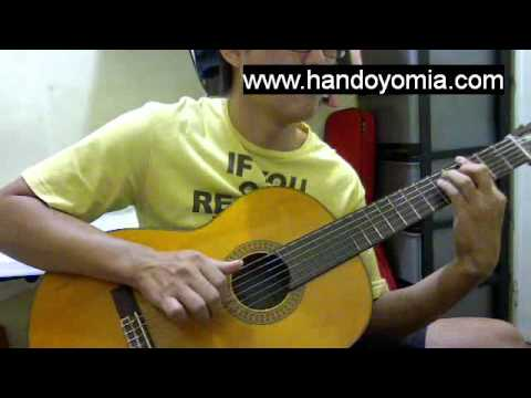 Good Bye - Air Supply - FingerStyle Guitar Solo