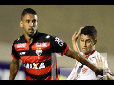 Gols, Atlético-GO 1 x 1 Oeste - Brasileirão Série B 19/08/2016