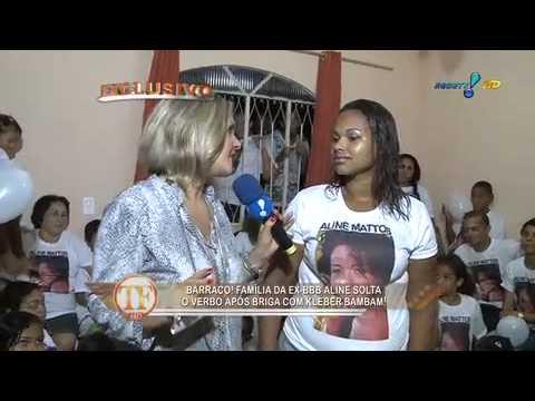 Exclusivo TV Fama: saiba o real motivo da saída de Aline do BBB