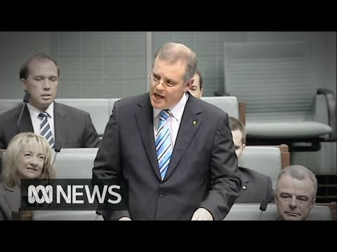 Scott Morrison's maiden speech to Parliament in 2008