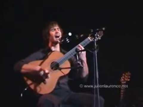 Julien Laurence - All in love is fair (S.Wonder)  (Low)