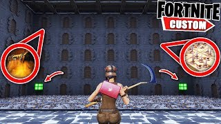 Fortnite Cizzorz IMPOSSIBLE Deathmaze.. I FOUND a SECRET hidden ROOM! (Fortnite Creative Mode)
