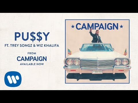 Ty Dolla $ign - Pu$$y ft. Trey Songz & Wiz Khalifa [Audio]