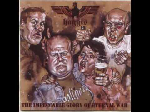 Haggis (Nor) - The Impecable Glory of Eternal War (Full album)