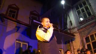 Oxxxymiron о концерте, vagabund, ситуации с Ромой Жиганом, 6.11.11